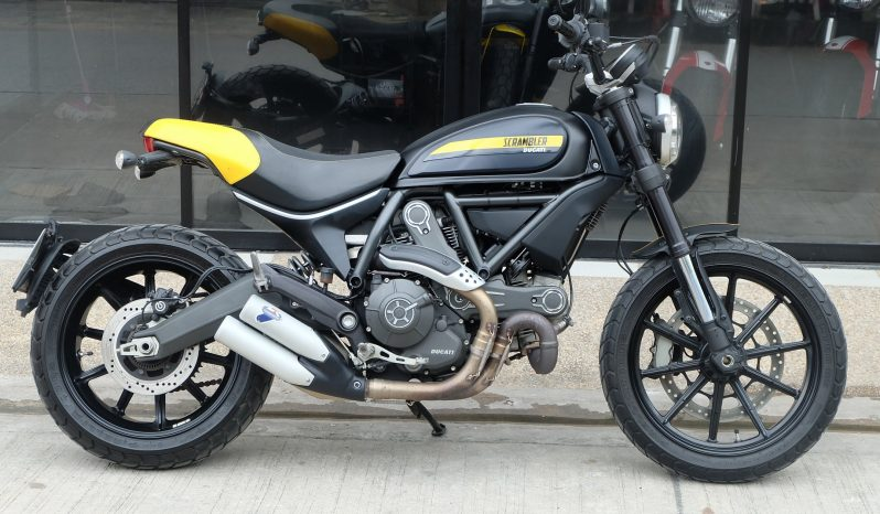 มือสอง Ducati Scrambler Full Throttle 2015 full