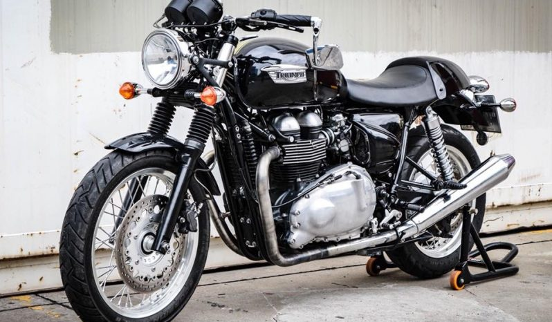 มือสอง Triumph Thruxton 900 2015 full