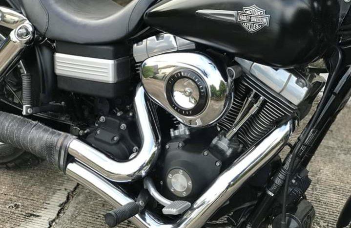 มือสอง Harley-Davidson Dyna Fat Bob 2009 full