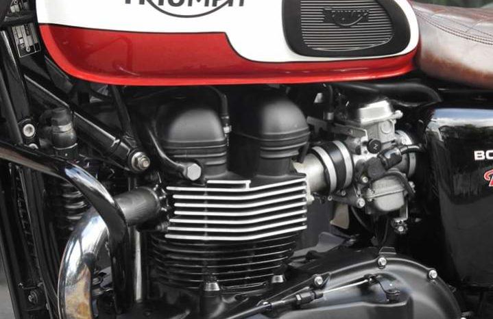 มือสอง Triumph Bonneville T100 2015 full
