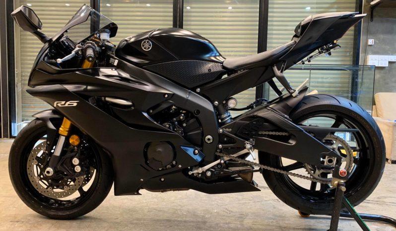 มือสอง Yamaha YZF-R6 2018 full