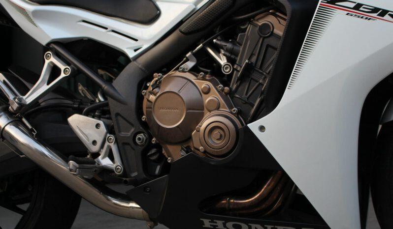 มือสอง Honda CBR 650F 2017 full