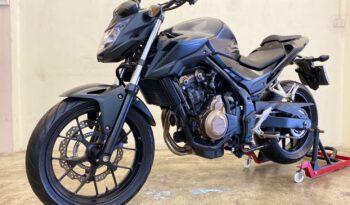 Honda CB 500F 2018 full