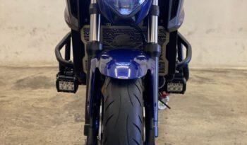 Honda CB 650F 2017 full