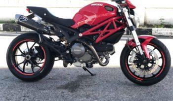 Ducati Monster 796 2014 full
