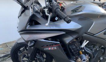 Honda CBR 650F 2018 full