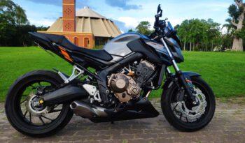 Honda CB 650F 2018 full